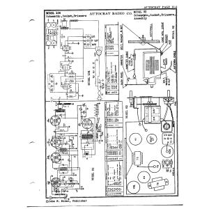 Autocrat Radio Corp. 104