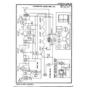 Automatic Radio Mfg. Co. 105