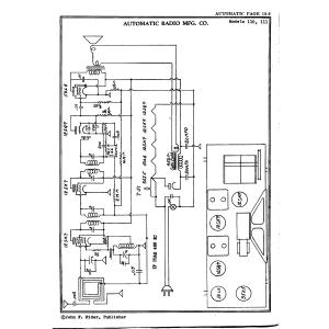 Automatic Radio Mfg. Co. 110