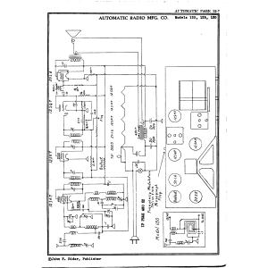 Automatic Radio Mfg. Co. 120