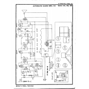 Automatic Radio Mfg. Co. 130