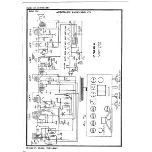 Automatic Radio Mfg. Co. 135