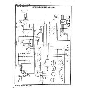 Automatic Radio Mfg. Co. 152 AC