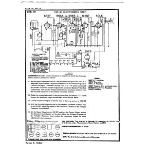 Belle Electronics Corp. 126