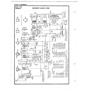 Belmont Radio Corp. 1050