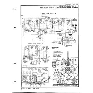 Belmont Radio Corp. 1070