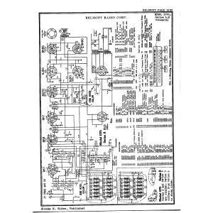 Belmont Radio Corp. 1075