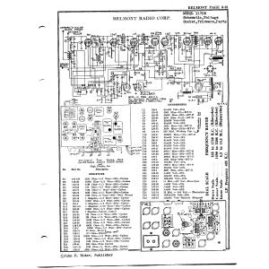 Belmont Radio Corp. 1170B