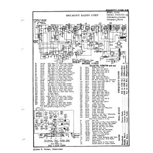 Belmont Radio Corp. 1170C