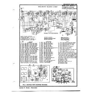 Belmont Radio Corp. 1171, Series A