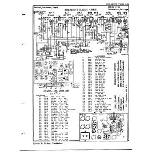 Belmont Radio Corp. 1174