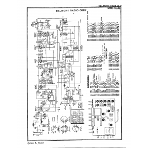 Belmont Radio Corp. 12A51