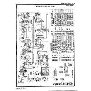 Belmont Radio Corp. 12A52
