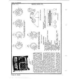 Bendix Radio Div. 1521