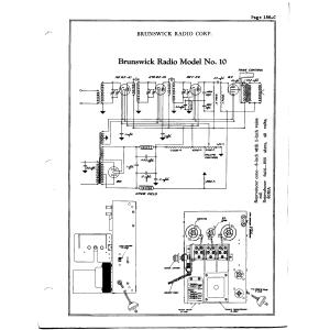 Brunswick-Balke-Collender 10