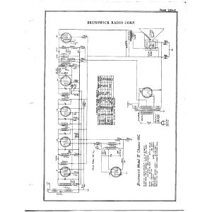 Brunswick-Balke-Collender 12 AVC