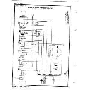 Buckingham Radio Corp. 245 AC