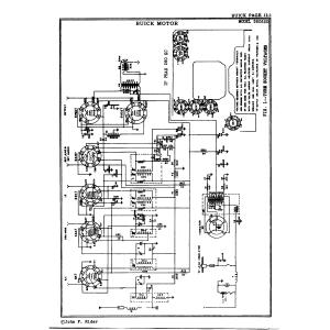 Buick Motor 980650