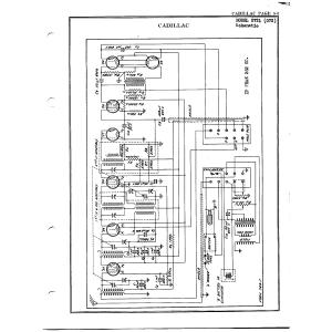 Cadillac Div. - General Motors 2721