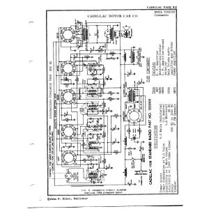 Cadillac Div. - General Motors 7232502