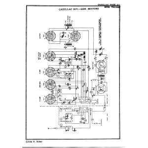 Cadillac Div. - General Motors 7241938