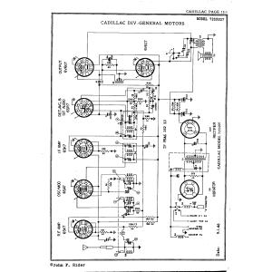 Cadillac Div. - General Motors 7253207