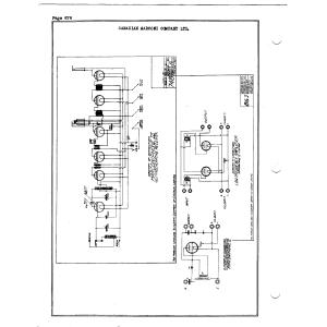 Canadian Marconi Co. Ltd. Marconiphone III