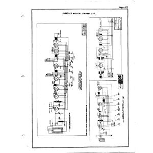 Canadian Marconi Co. Ltd. Marconiphone V