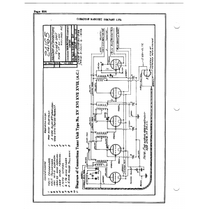 Canadian Marconi Co. Ltd. XVII