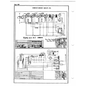 Canadian Marconi Co. Ltd. XX