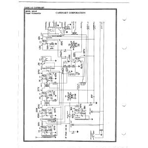Capehart Corporation 400B
