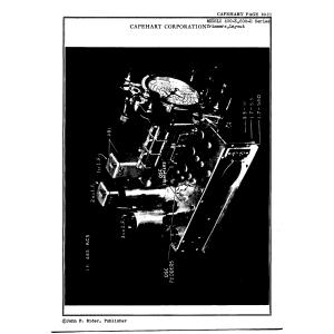 Capehart Corporation 400E
