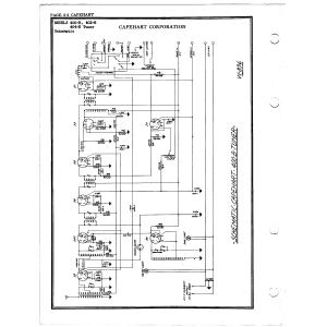Capehart Corporation 402B