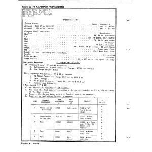 Capehart-Farnsworth 1006-B