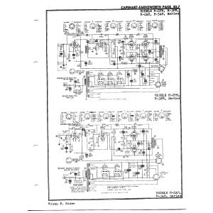 Capehart-Farnsworth M-2AM