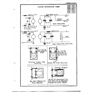 Carter Genemotor Corp. 1180A