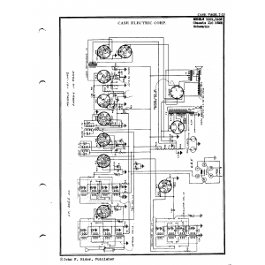 Case Electric Corp. 1101