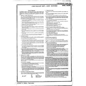 Chevrolet Div. - General Motors 985694
