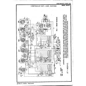 Chevrolet Div. - General Motors 985697