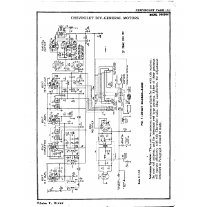 Chevrolet Div. - General Motors 985986