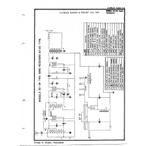 Climax Radio & Television Co, Inc. 30-34