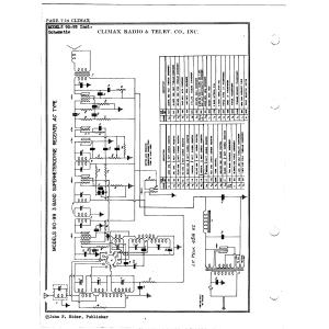 Climax Radio & Television Co, Inc. 90-93