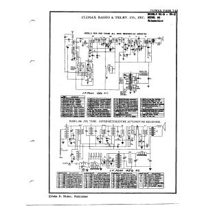 Climax Radio & Television Co, Inc. 99-B