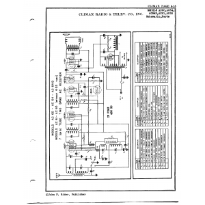 Climax Radio & Television Co, Inc. AC60