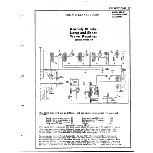 Colin B. Kennedy Corp. 164-B