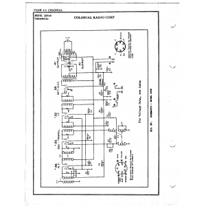 Colonial Radio Corp. 106-B