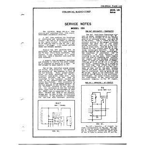 Colonial Radio Corp. 150
