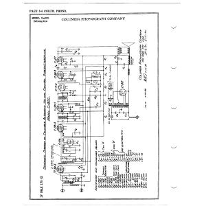 Columbia Phonograph Co. C800