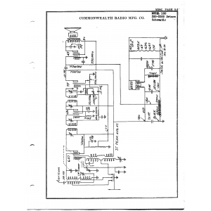 Commonwealth Radio Mfg. Co. 150