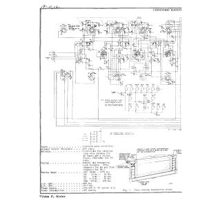 Concord Radio Corp. 1-1500